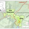 Vine Property Map