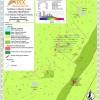 Zinger Map geology-Soils